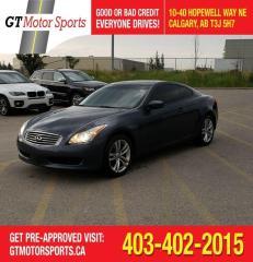 Used 2009 Infiniti G37 Premium for sale in Calgary, AB