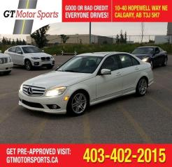 Used 2010 Mercedes-Benz C-Class C 300 for sale in Calgary, AB