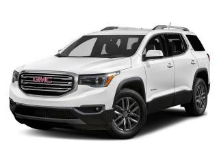 Used 2018 GMC Acadia SLT-2 for sale in Watrous, SK