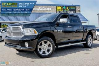 Used 2014 RAM 1500 Laramie Longhorn Edition for sale in Guelph, ON