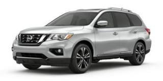 Used 2017 Nissan Pathfinder Platinum for sale in Aurora, ON