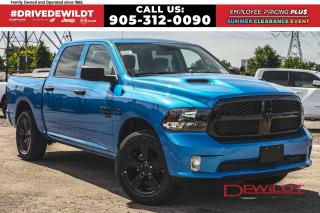 New 2020 RAM 1500 Classic NIGHT EDITION | SUB ZERO PKG | LINE-X | for sale in Hamilton, ON