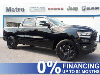 New 2020 RAM 1500 Night Edition for sale in Ottawa, ON