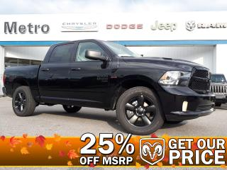 New 2020 RAM 1500 Classic NIGHT EDITION for sale in Ottawa, ON