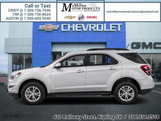 Used 2016 Chevrolet Equinox LT for sale in Kipling, SK