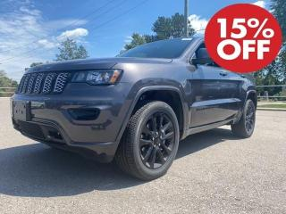 New 2020 Jeep Grand Cherokee Altitude | Power Liftgate | Heated Seats | Sunroof for sale in Mitchell, ON