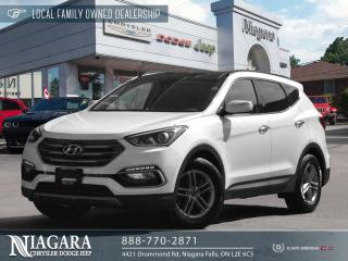 Used 2017 Hyundai Santa Fe Sport | PANO ROOF 2.4 Luxury for sale in Niagara Falls, ON