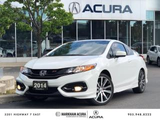 Used 2014 Honda Civic Si Hfp Coupe for sale in Markham, ON