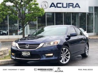 Used 2013 Honda Accord Sedan L4 Sport CVT for sale in Markham, ON