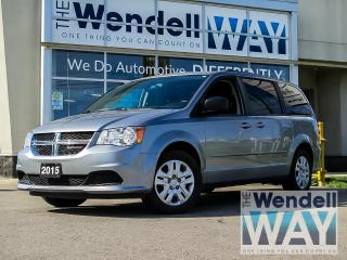 Used 2015 Dodge Grand Caravan SXT Full Stow NGo for sale in Kitchener, ON