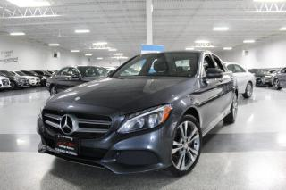 Used 2016 Mercedes-Benz C-Class C300 4MATIC I NO ACCIDENTS I NAVIGATION I PANOROOF I REARCAM for sale in Mississauga, ON