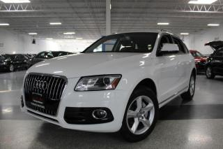 Used 2016 Audi Q5 QUATTRO I LEATHER I HEATED SEATS I POWER TRUNK I PUSH START for sale in Mississauga, ON