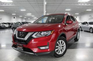 Used 2017 Nissan Rogue SV I REAR CAM I PUSH START I HEATED SEATS I KEYLESS ENTRY for sale in Mississauga, ON