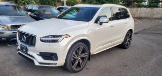 Used 2017 Volvo XC90 T6 R-Design for sale in Surrey, BC