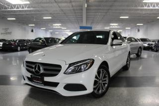 Used 2016 Mercedes-Benz C-Class C300 4MATIC I NO ACCIDENTS I LEATHER I HEATED SEATS I BT for sale in Mississauga, ON