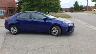 Used 2017 Toyota Corolla 4dr Sdn SE for sale in Brampton, ON