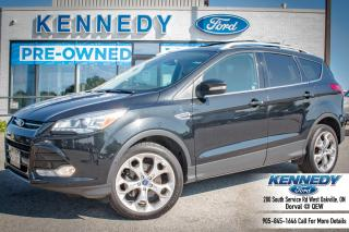 Used 2013 Ford Escape Titanium for sale in Oakville, ON