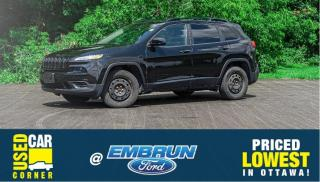 Used 2017 Jeep Cherokee Altitude for sale in Embrun, ON