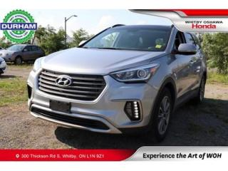 Used 2018 Hyundai Santa Fe XL AWD Luxury w-6 Seats for sale in Whitby, ON