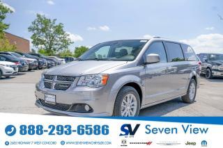 New 2020 Dodge Grand Caravan PREMIUM PLUS for sale in Concord, ON