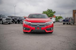 Used 2018 Honda Civic Touring NAVI/LEATHER/SUNROOF/ONLY 17,000 KMS for sale in Concord, ON