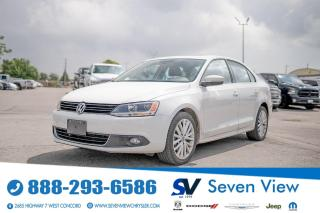 Used 2011 Volkswagen Jetta 2.0 TDI Highline LEATHER/SUNROOF/DIESEL for sale in Concord, ON