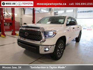 New 2020 Toyota Tundra SR5 WITH TRD OFF ROAD for sale in Moose Jaw, SK