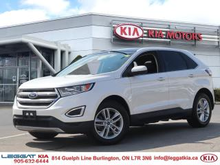 Used 2015 Ford Edge SEL for sale in Burlington, ON