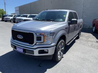 New 2020 Ford F-150 4X4 SUPERCREW XL 2.7L for sale in Cornwall, ON