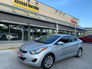 Used 2013 Hyundai Elantra 4DR SDN AUTO GL for sale in North York, ON