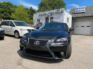 Used 2016 Lexus IS 300 4dr Sdn AWD for sale in Brampton, ON