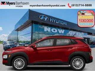 New 2020 Hyundai KONA 2.0L Preferred FWD  -  Heated Seats - $155 B/W for sale in Nepean, ON
