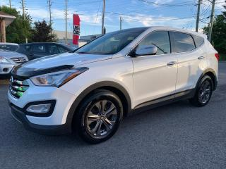 Used 2013 Hyundai Santa Fe LUXURY, AWD, PANORAMIC,, B-UP CAMERA, LEATHER. for sale in Ottawa, ON