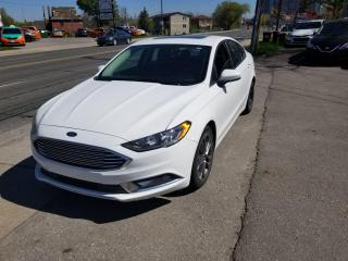 Used 2017 Ford Fusion SE for sale in Toronto, ON