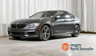 Used 2015 BMW 4 Series 435i xDrive 4dr AWD Hatchback for sale in Red Deer, AB