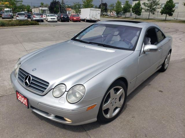 2001 Mercedes-Benz C320S Auto, Leathers, 3/Y Warranty available