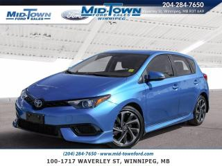 Used 2017 Toyota Corolla for sale in Winnipeg, MB