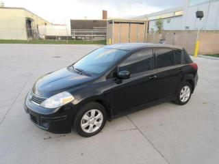 Used 2009 Nissan Versa Only 141000 km, 4 Door, 3/Y Warranty Available. for sale in Toronto, ON