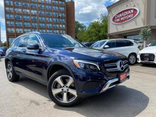 Used 2017 Mercedes-Benz GLC 300 PREM PKG | NAVI | CAM | PANO | MERCEDES WARRANTY | for sale in Scarborough, ON
