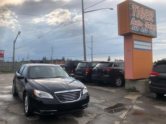 2014 Chrysler 200 *NEWER TIRES*CLEAN CAR*RUNS**AS IS SPECIAL