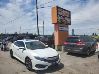 Used 2016 Honda Civic Touring**NAVI**CAM**CARPLAY**LOADED**CERTIFIED for sale in London, ON