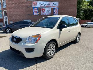 Used 2011 Kia Rondo LX/2.4L/SAFETY AND WARRANTY INCLUDED for sale in Cambridge, ON