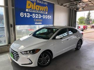 Used 2017 Hyundai Elantra GLS | Apple Car Play/ Android Auto for sale in Nepean, ON