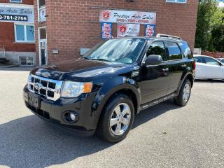 Used 2010 Ford Escape XLT/2.5L/ONE OWNER/NO ACCIDENT/SAFETY+WARRANTY INC for sale in Cambridge, ON