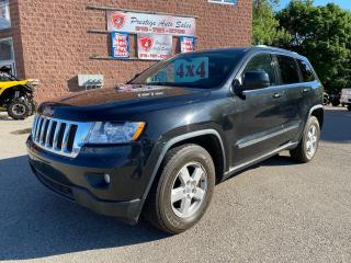 Used 2011 Jeep Grand Cherokee 3.6L/4X4/NO ACCIDENT/SAFETY+WARRANTY INCLUDED for sale in Cambridge, ON