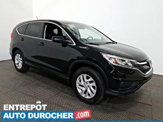 Used 2015 Honda CR-V SE AWD AIR CLIMATISÉ - Caméra de Recul for sale in Laval, QC