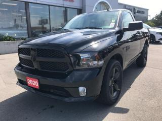 New 2020 RAM 1500 Classic Express Reg Cab 4x4 V8 Blackout for sale in Hamilton, ON