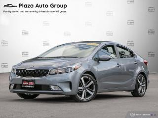 Used 2017 Kia Forte SX | LOADED | LOW MILEAGE for sale in Richmond Hill, ON