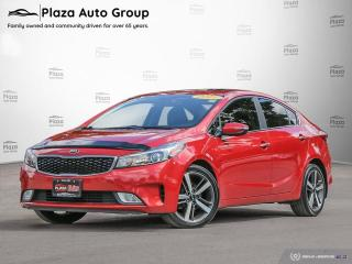 Used 2017 Kia Forte EX+ | ONE OWNER | CLEAN | 7 DAY EXCHANGE for sale in Richmond Hill, ON