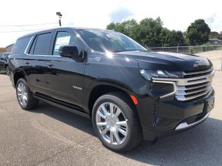 New 2021 Chevrolet Tahoe for sale in Waterloo, ON